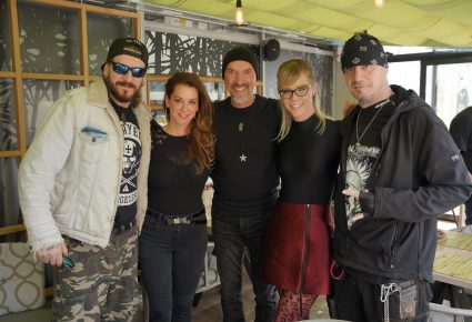 """THE SHOOTING OF DOCUMENTARY: """"BP UNDERGROUND – ROCK"""" HAS BEEN STARTED"""